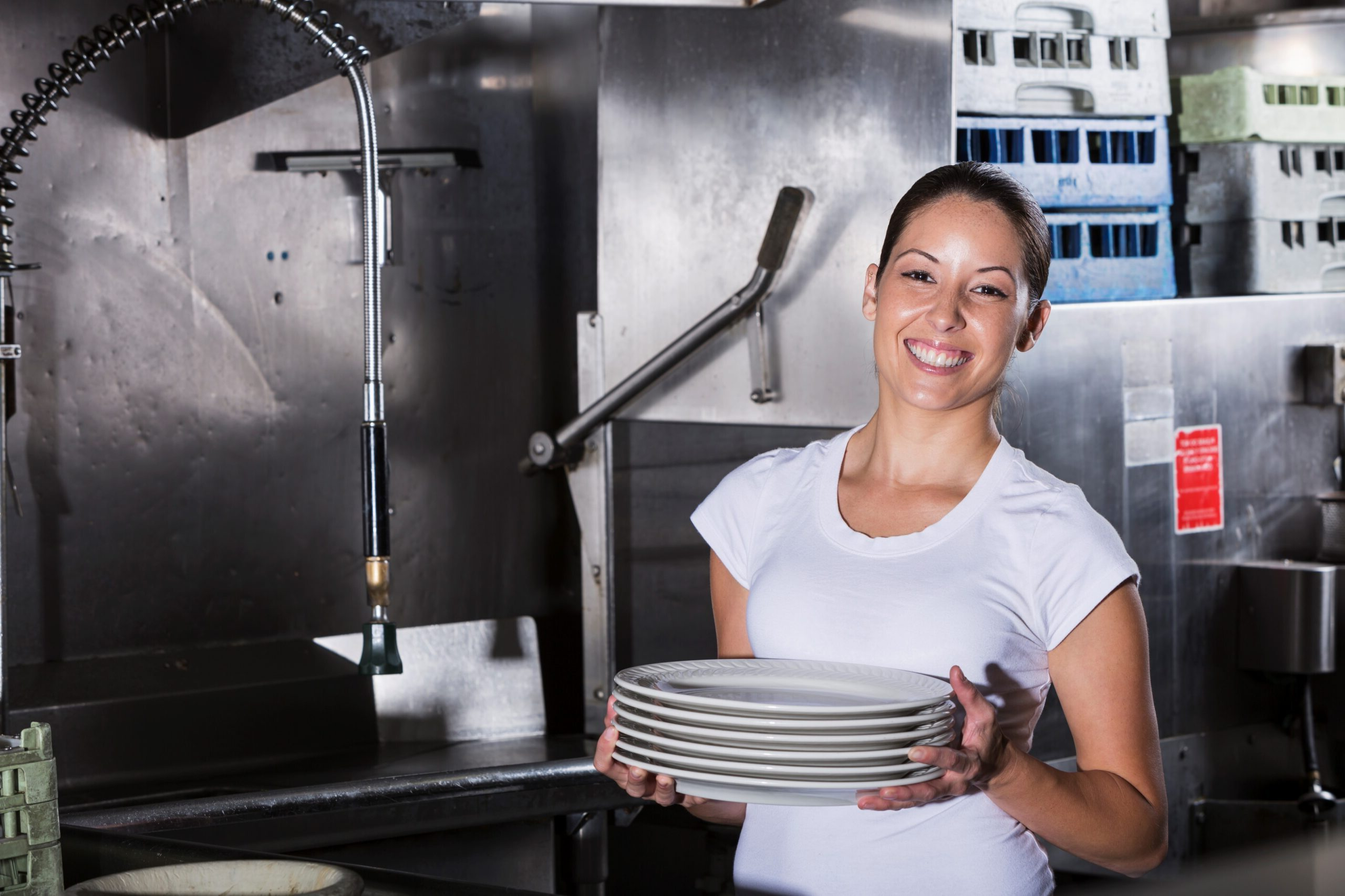 Help your restaurant save hot water costs!
